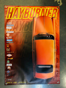 Hayburner Front Cover Banner - Issue 33