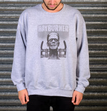 Load image into Gallery viewer, Halloween 18 Ltd Edition Frank Grey Sweatshirt
