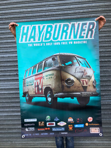*NEW* Hayburner Front Cover Banner - Issue 35
