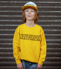 Load image into Gallery viewer, Kid's Yellow Sweatshirt