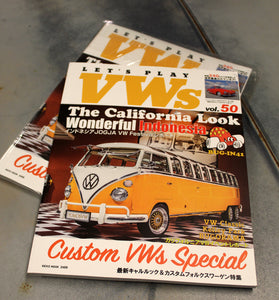Let's Play VW Magazines