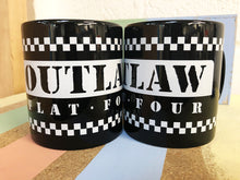 Load image into Gallery viewer, Outlaw Flat Four Mugs