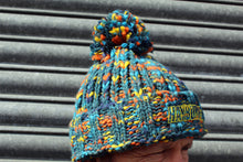 Load image into Gallery viewer, Deluxe Mustard Wooly Hat