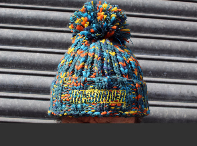 *NEW* Deluxe Mustard Wooly Hat