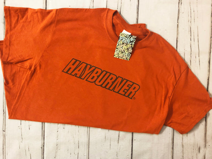 *NEW* Burnt Orange Classic Logo T-shirt