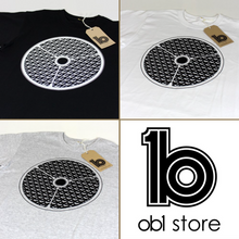 Load image into Gallery viewer, OB1 'Standard Wheel' T-shirt