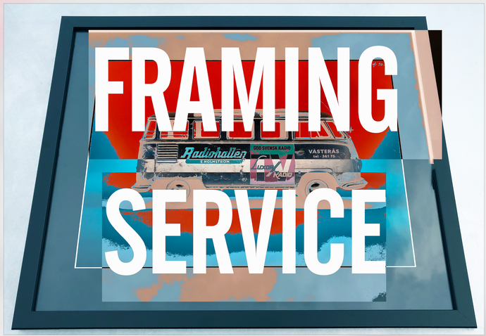 Framing Service Only