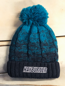 *NEW* Deluxe Teal Wooly Hat