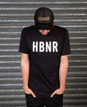 Load image into Gallery viewer, HBNR With Small Logo T-Shirt