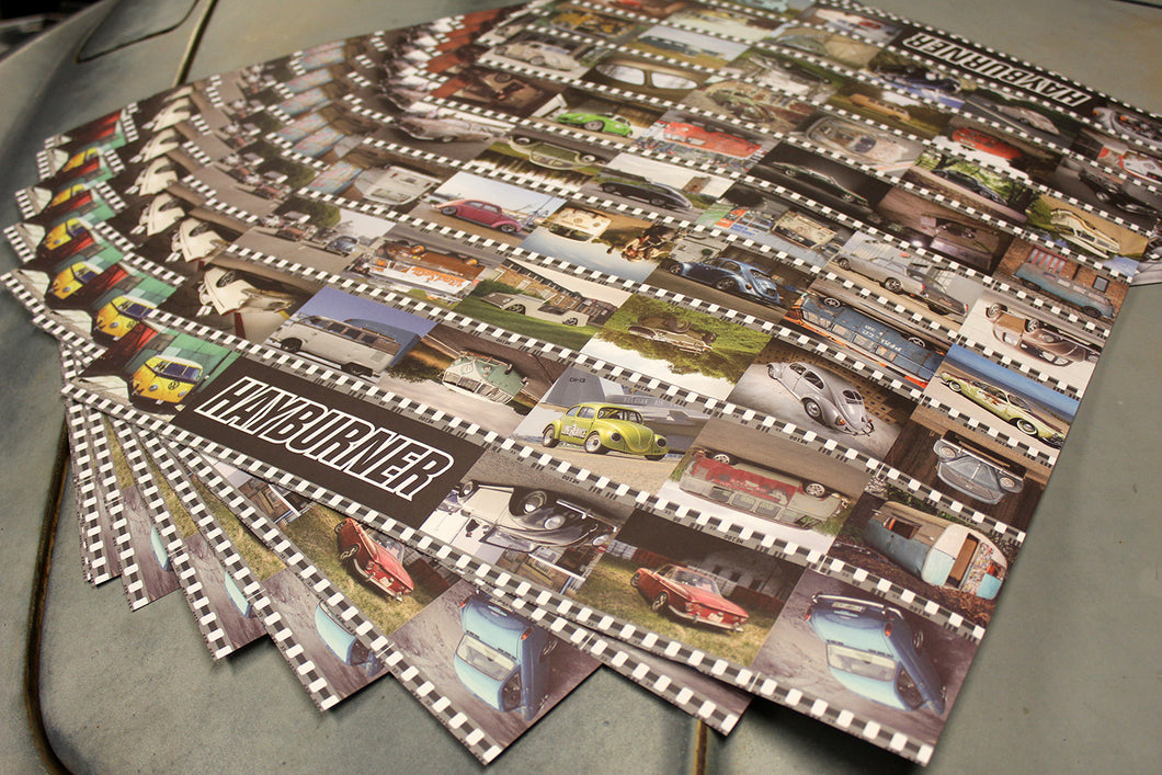 VW Wrapping Paper