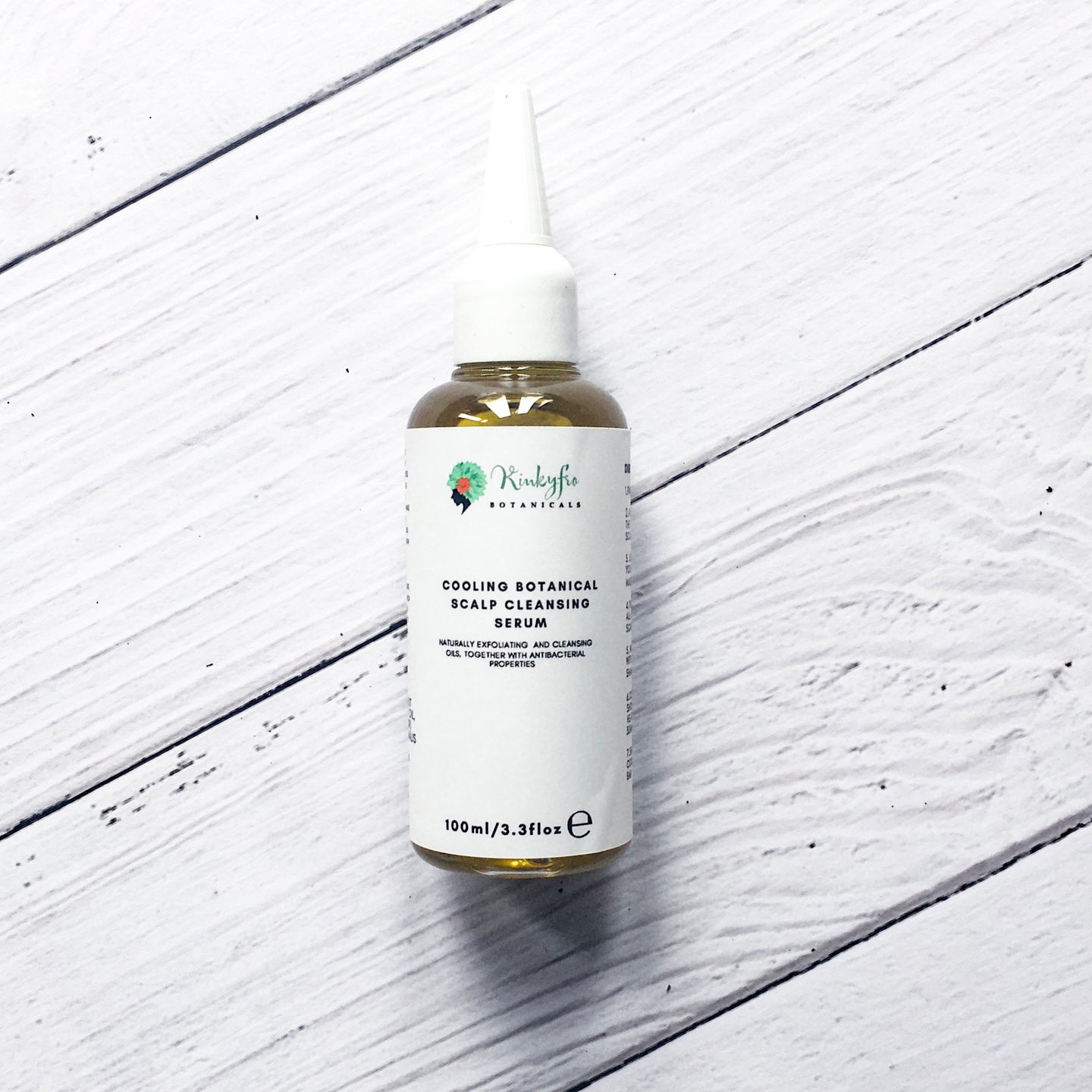 Cooling  Botanical Pre-Cleansing Scalp Serum