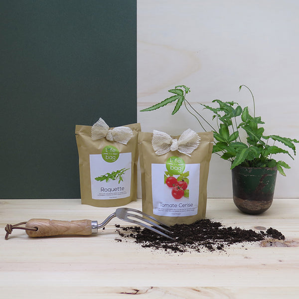 Grow Bag - Aromatique à faire pousser