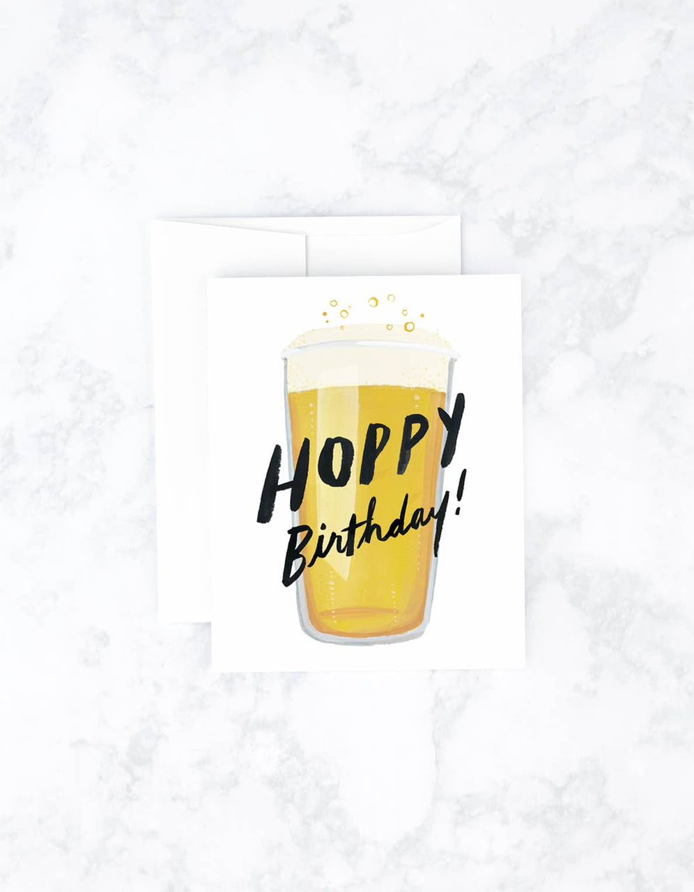 Idlewild - Hoppy Birthday Beer Card