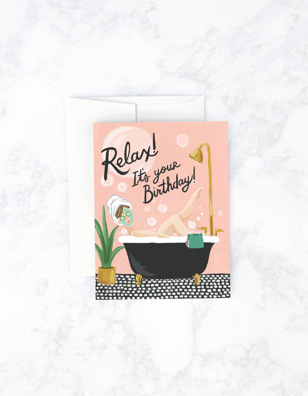Idlewild - Bubble Bath Card