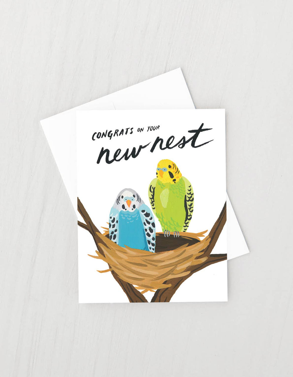 Idlewild - New Nest Card