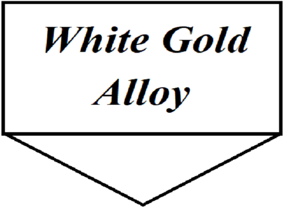 White Gold Alloy