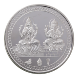 100 Gram 2 in 1 Silver Coin (999 Purity)
