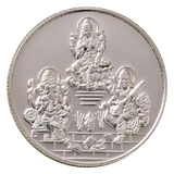 10 Gram 3 in 1 Silver Coin (999 Purity)