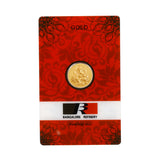 1 Gram Ganesh Gold Coin 24kt(999 Purity)