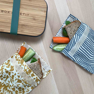 Reusable Sandwich Wraps - White Space Home