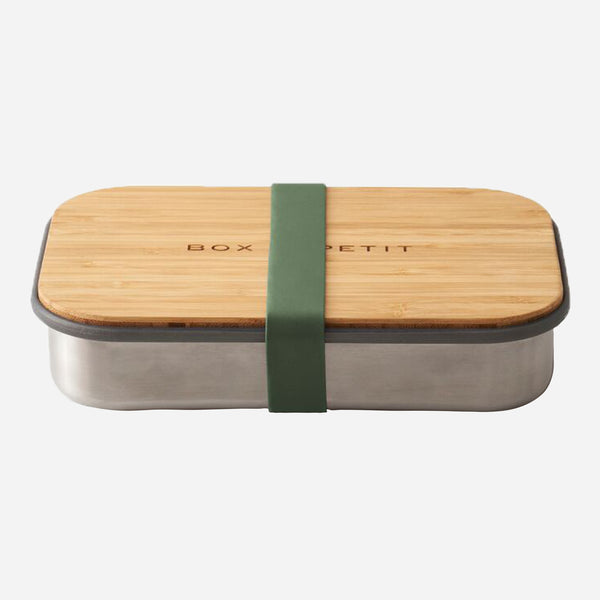 Black and Blum Stainless Steel Sandwich Box - White Space Home
