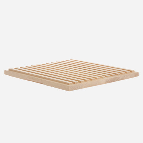 Iris Hantverk Crumb Catching Bread Board - White Space Home