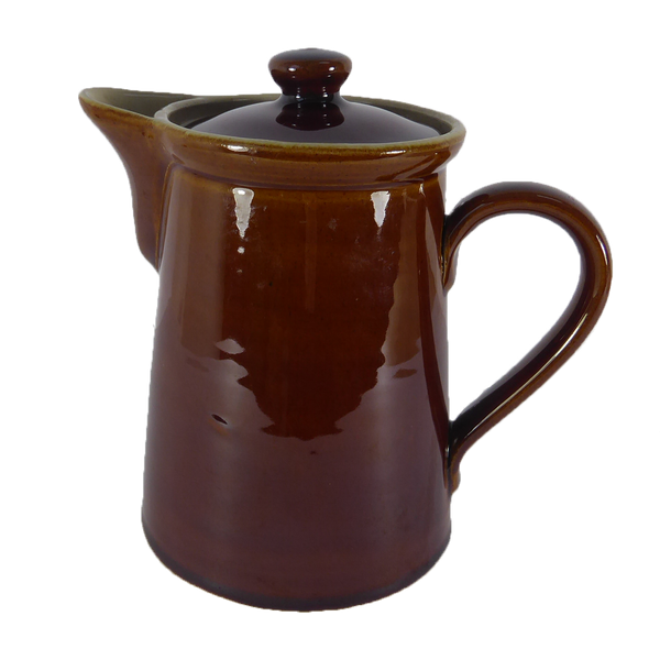 Vintage Denby Coffee Pot - Whitespacehome
