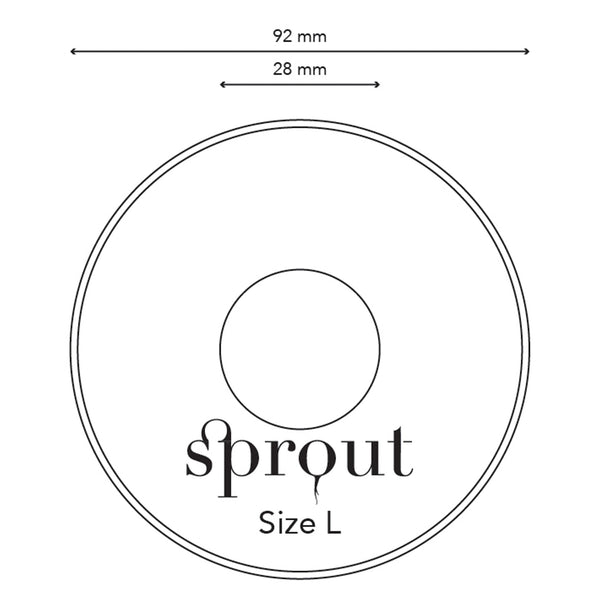 Sprout - Porcelain Propagation Dish - White Space Home
