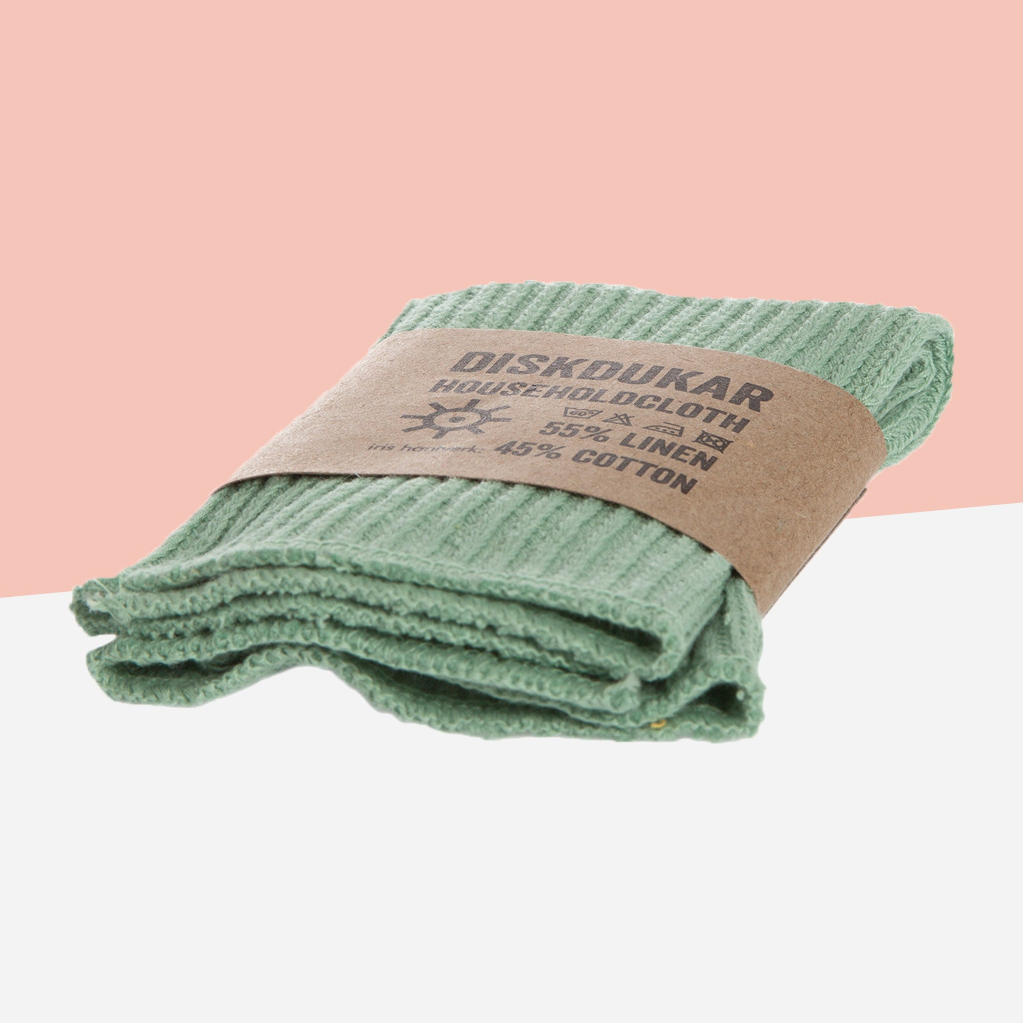 Iris Hantverk Biodegradable Cloth - White Space Home