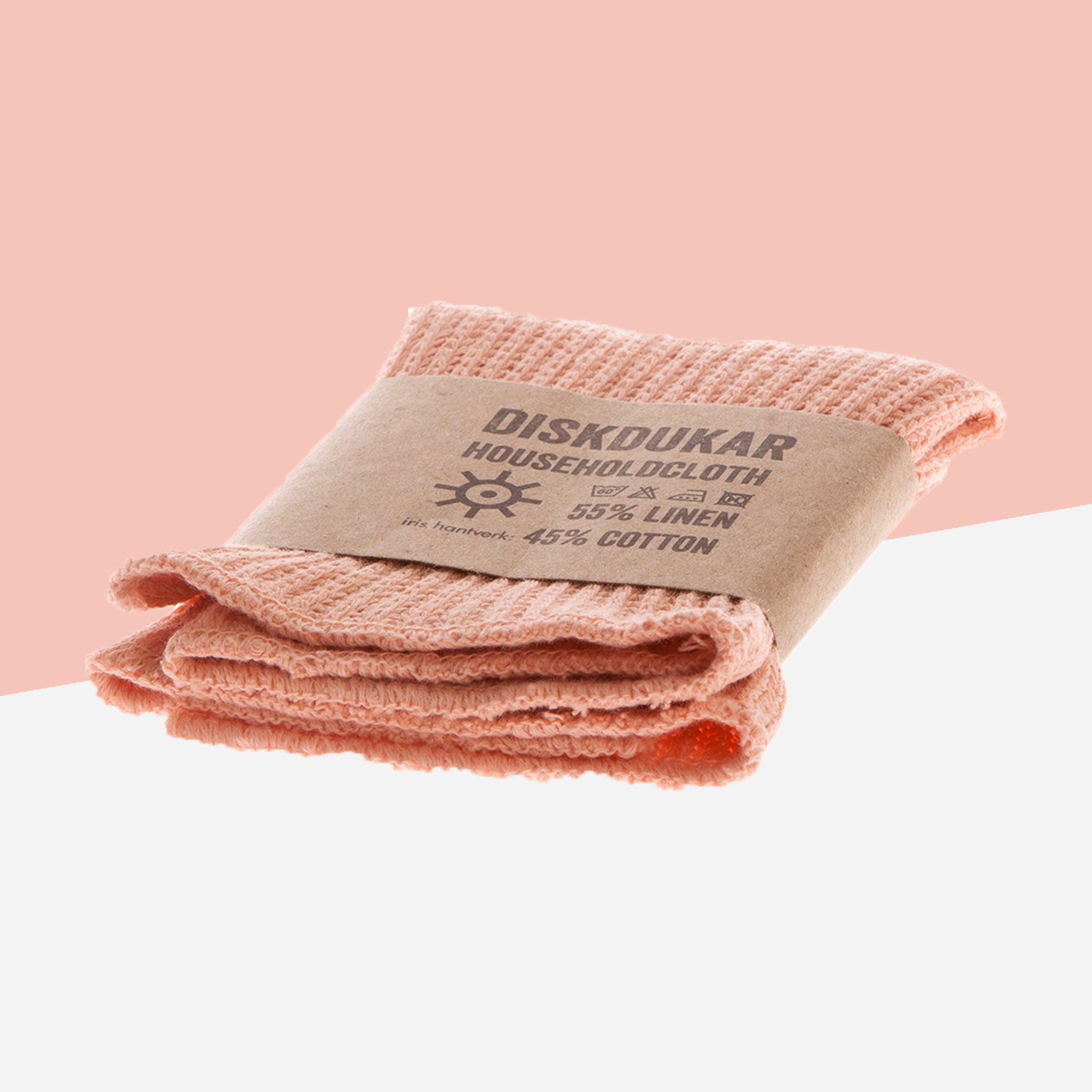 Iris Hantverk Wash Cloth - White Space Home