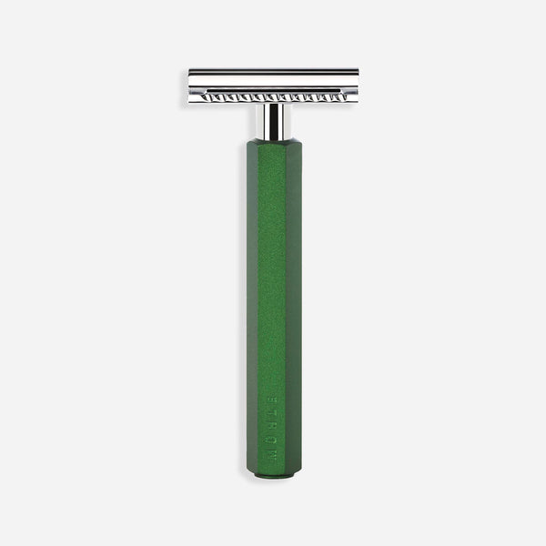 Muhle - Hexagon Safety Razor Forest - White Space Home