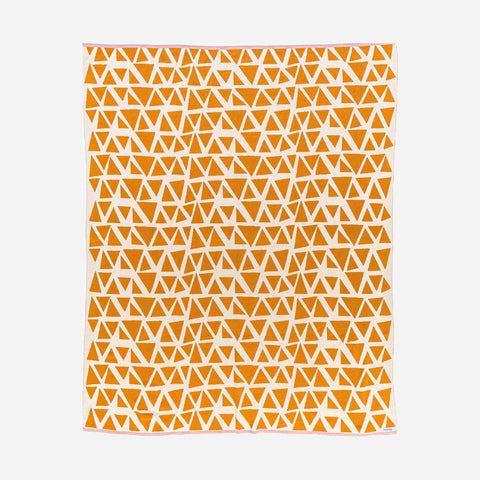Geometric Blanket - Sophie Home - White Space Home