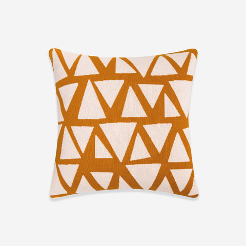 Large Mustard Cushion Cover - Sophie Home - White Space Home