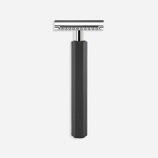 Plastic Free Razor 'Hexagon' - Muhle - White Space Home