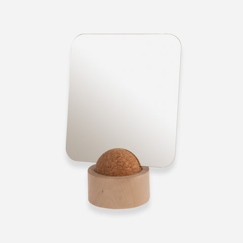 Modern Cosmetic Mirror -  Iris Hantverk - White Space Home