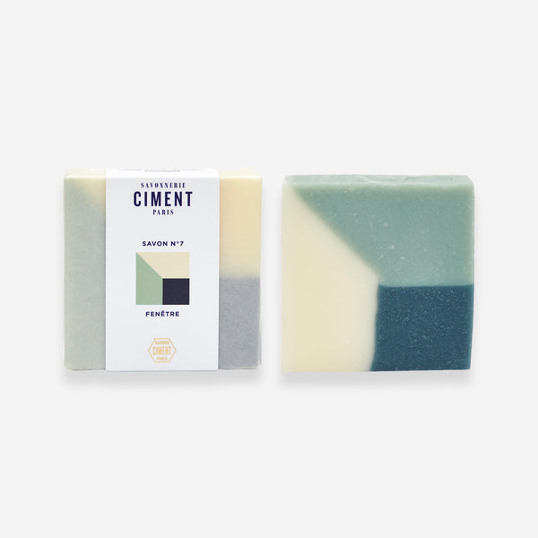 Ciment Paris Soap Bar - White Space Home