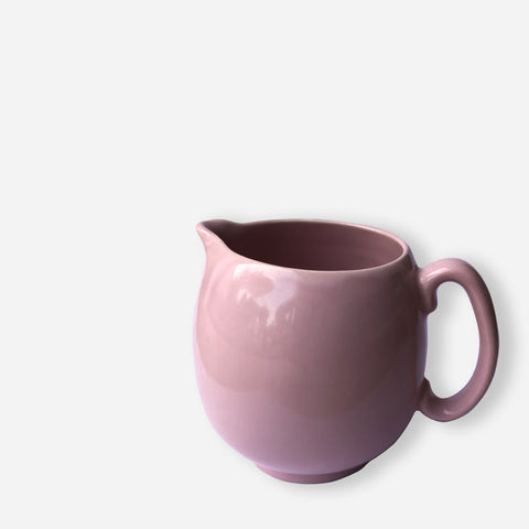 Pink Ceramic Jug - White Space Home