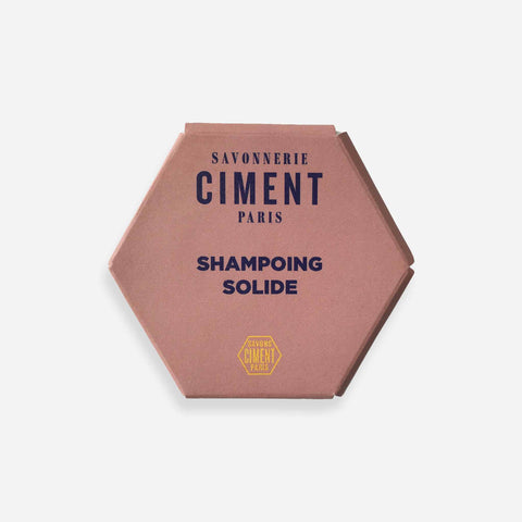 Ciment Paris Solid Shampoo Bar - White Space Home