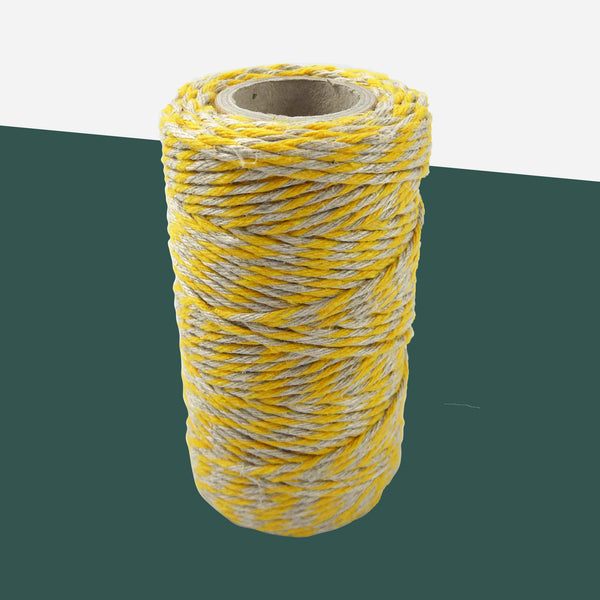 Biodegradable Bakers Twine - White Space Home