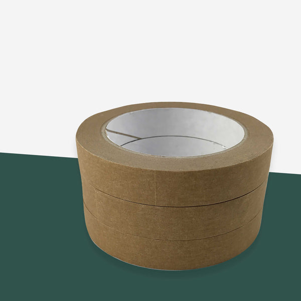 Plastic Free Tape - White Space Home