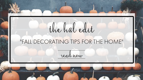 Fall Decorating Tips For The Home