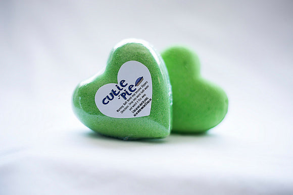 Heart Bath Bomb - Cutie Pie | 5 oz