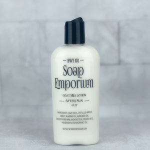 Goat Milk Lotion - After Sun
