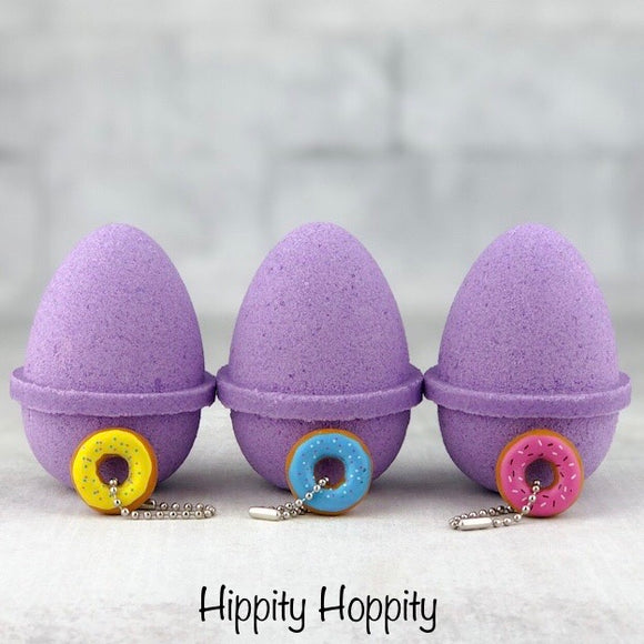 Surprise Egg Bath Bomb - Hippity Hoppity | 4oz