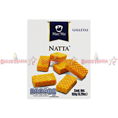 MACMA WAFER NATA 12/150g
