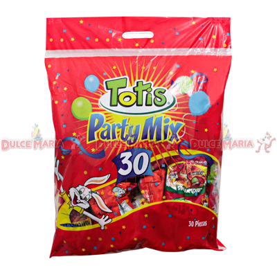 TOTIS PARTY MIX MEGA 10/30