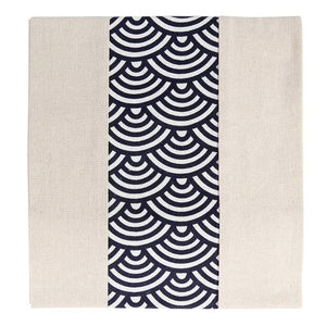 Cotton Linen Table Runner | Various Patterns | Home Decor