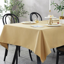 Load image into Gallery viewer, Cotton and Linen Tablecloth | Various colours and sizes
