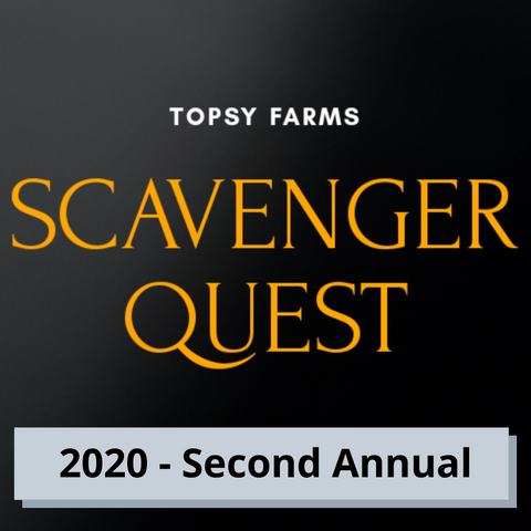 Topsy Farms' second annual Scavenger Quest