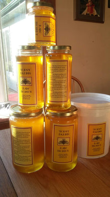 Raw Honey, 2L pail